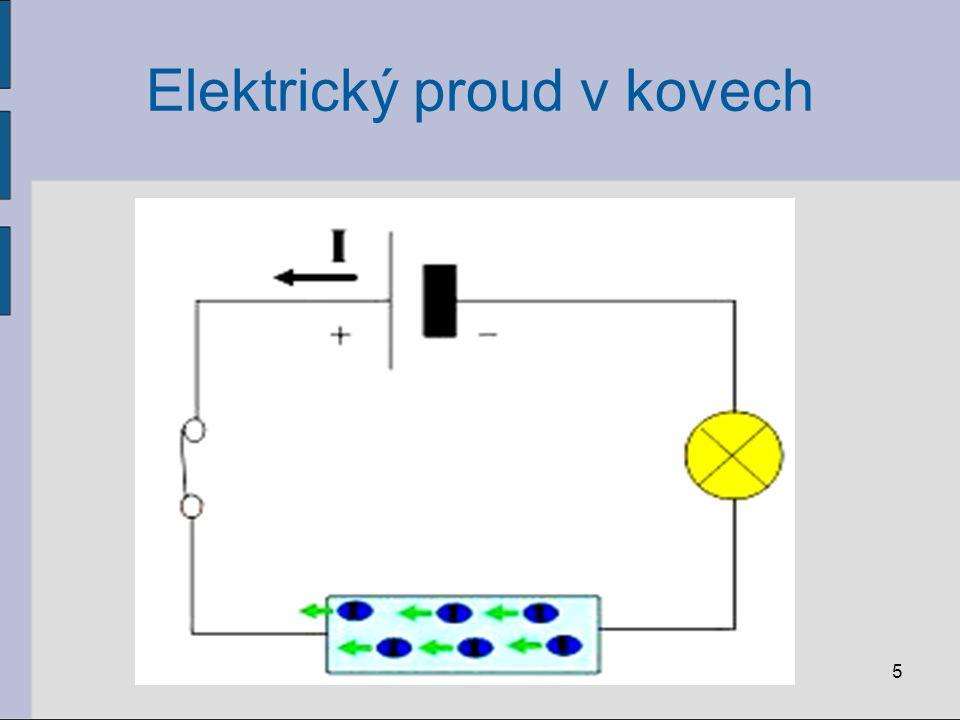 Elektrický proud v kovech 5