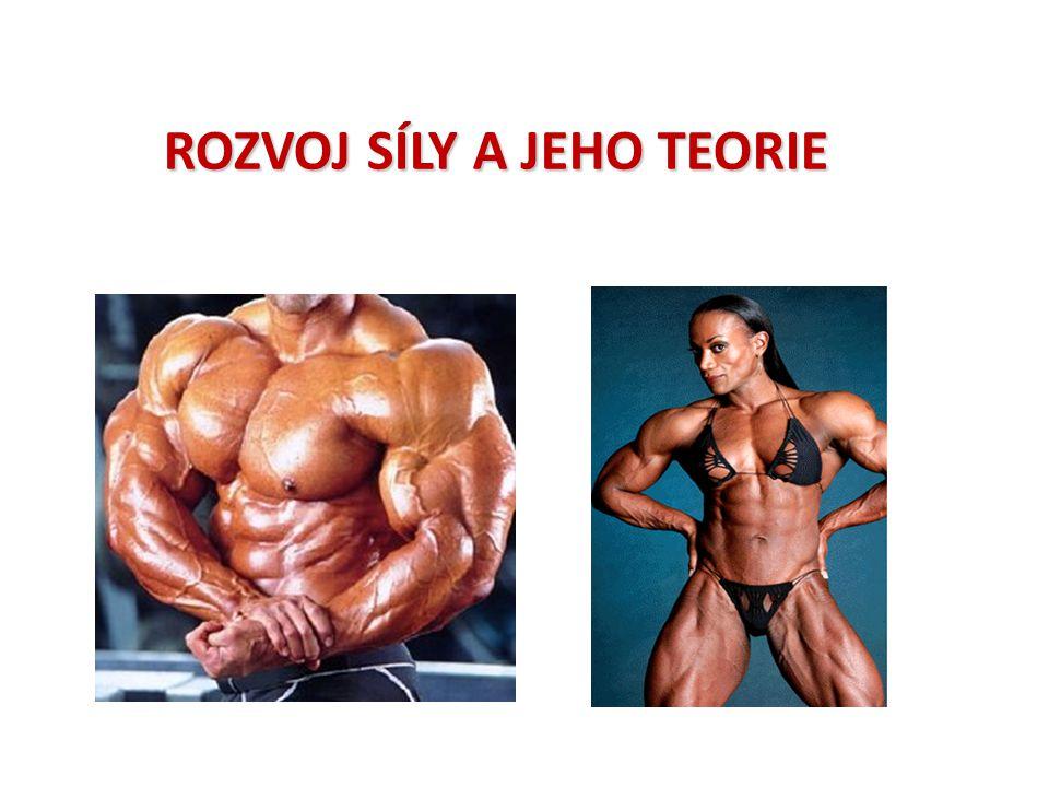Kombinace koncentrické a excentrické svalové kontrakce tzv.
