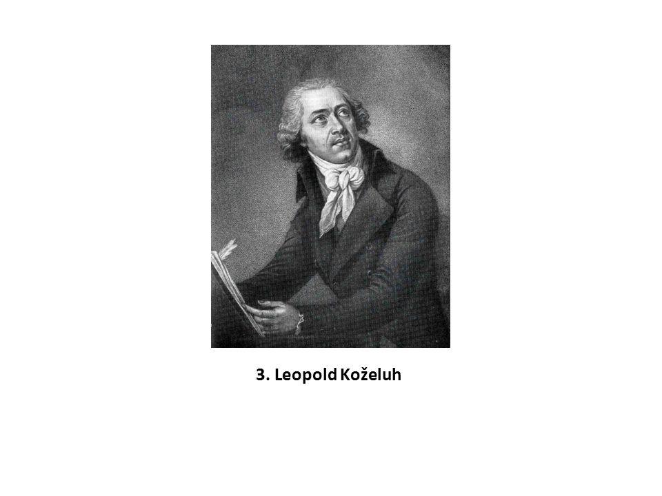 3. Leopold Koželuh