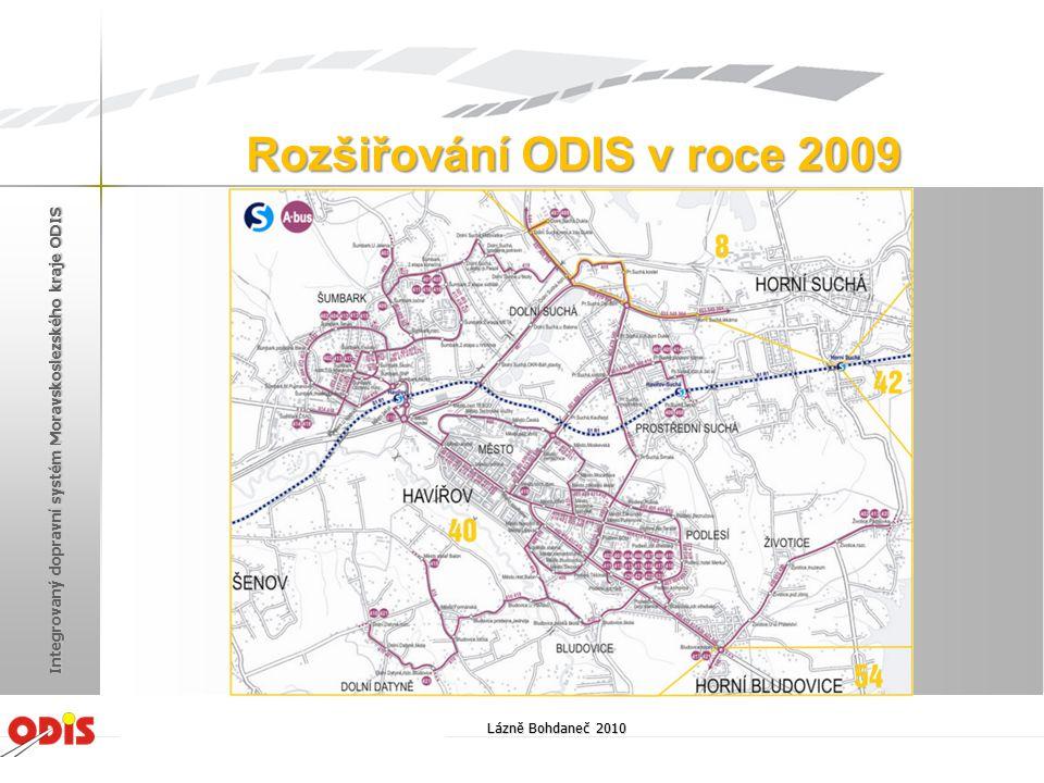 Od 7.března 2010 byl rozšířen systém ESKO Moravskoslezský kraj o linku S6 (Ostrava hl.n.