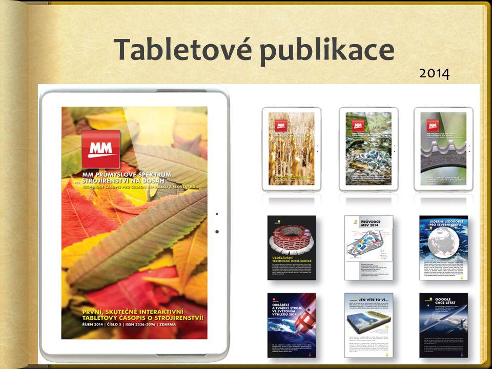 Tabletové publikace 2014