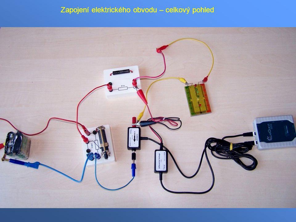Zapojení elektrického obvodu – celkový pohled