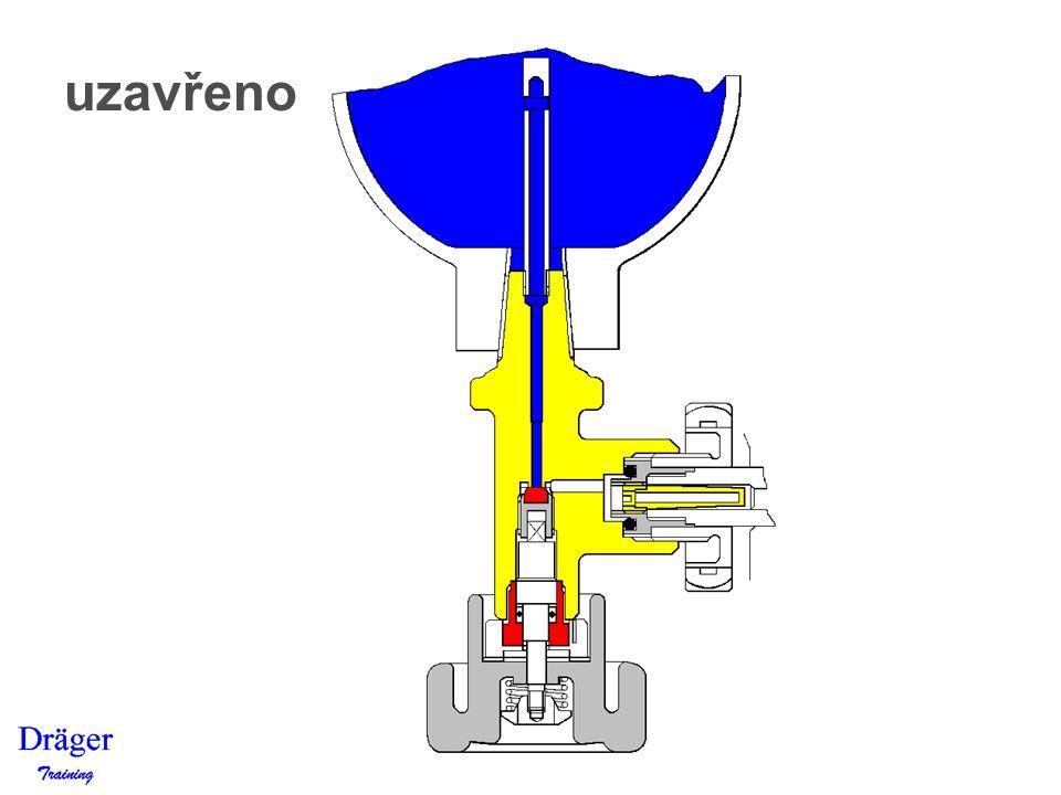 PLICNÍ AUTOMATIKA PA 90 připojení k masce nástrčkovou rychlospojkou nezasahuje do zorného pole masky vypínání přetlaku páčkou tlačítko vzduchové sprchy pohodlné ovládání jednou rukou (i v rukavicích) aktivace prvním nádechem výkon až 500 L/min nízké dechové odpory