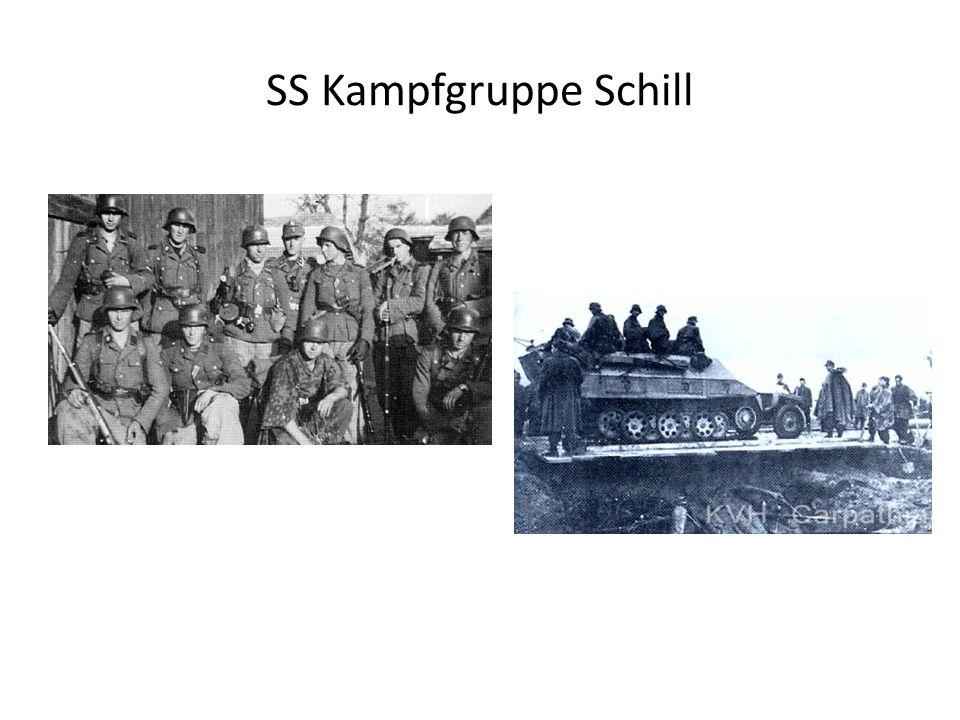 SS Kampfgruppe Schill