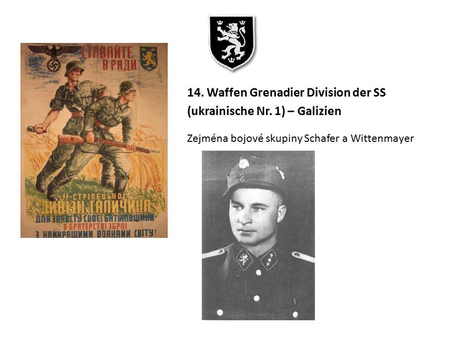 14.Waffen Grenadier Division der SS (ukrainische Nr.