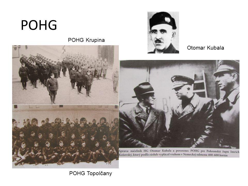 POHG POHG Krupina POHG Topolčany Otomar Kubala