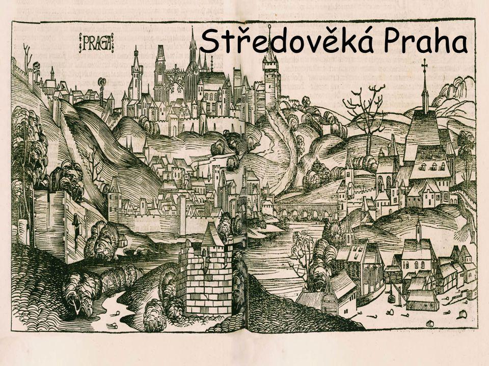Středověká Praha