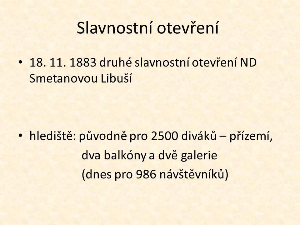 Slavnostní otevření 18. 11.