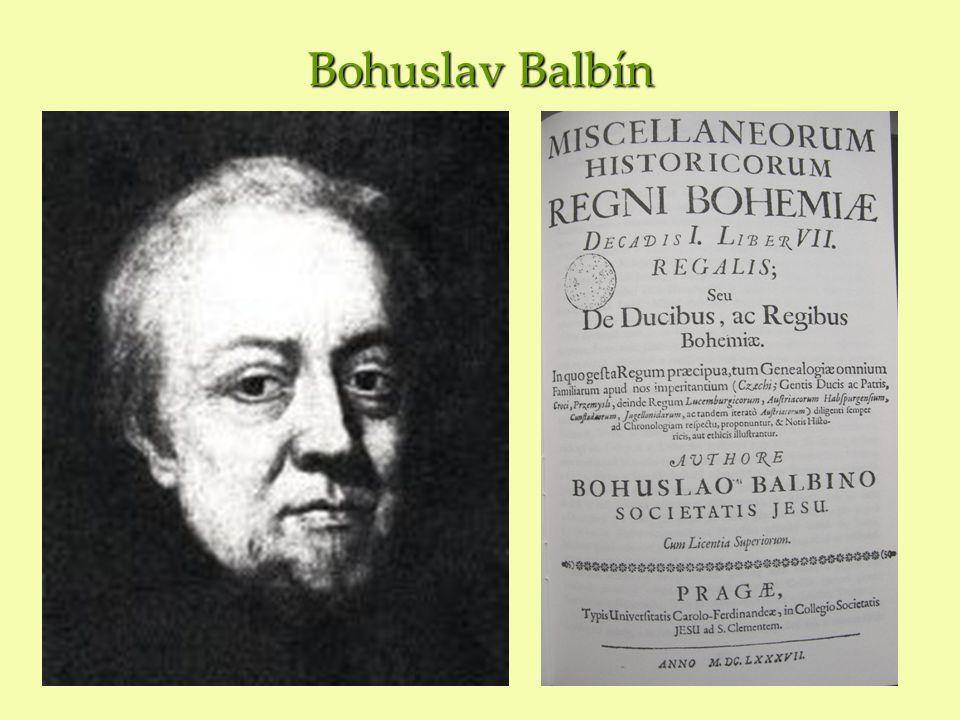 Bohuslav Balbín