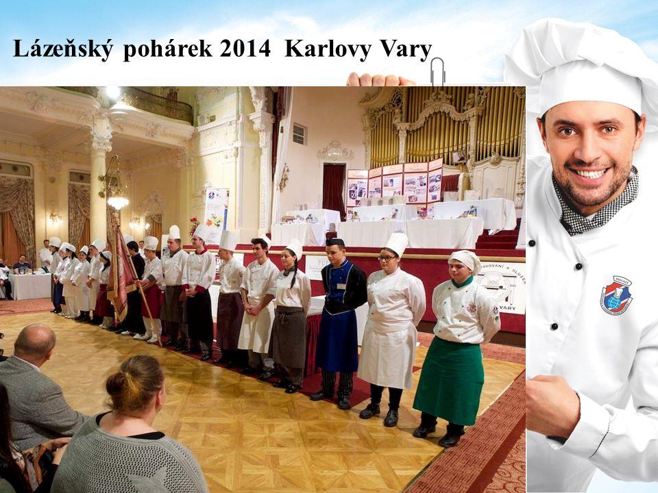 Lázeňský pohárek 2014 Karlovy Vary