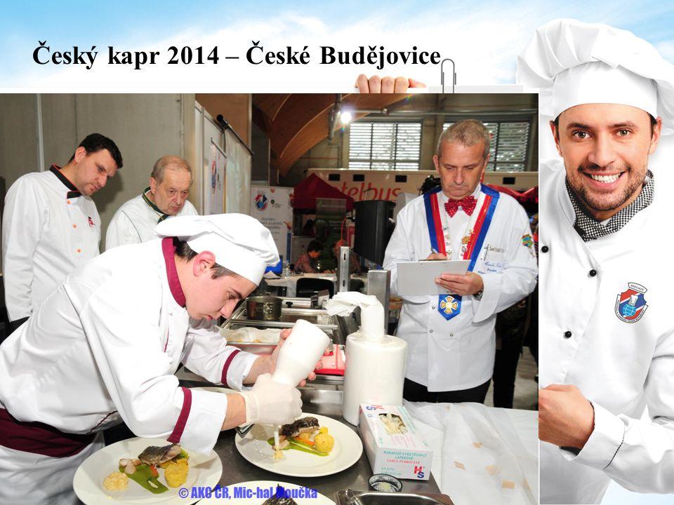 Český kapr 2014 – České Budějovice