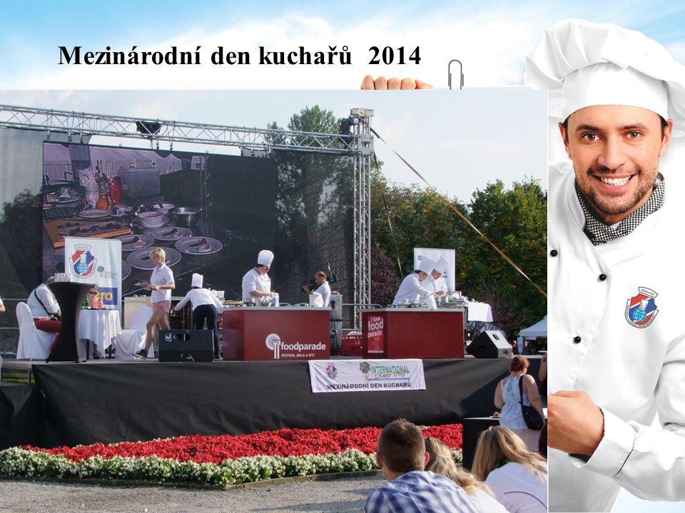 Mezinárodní den kuchařů 2014