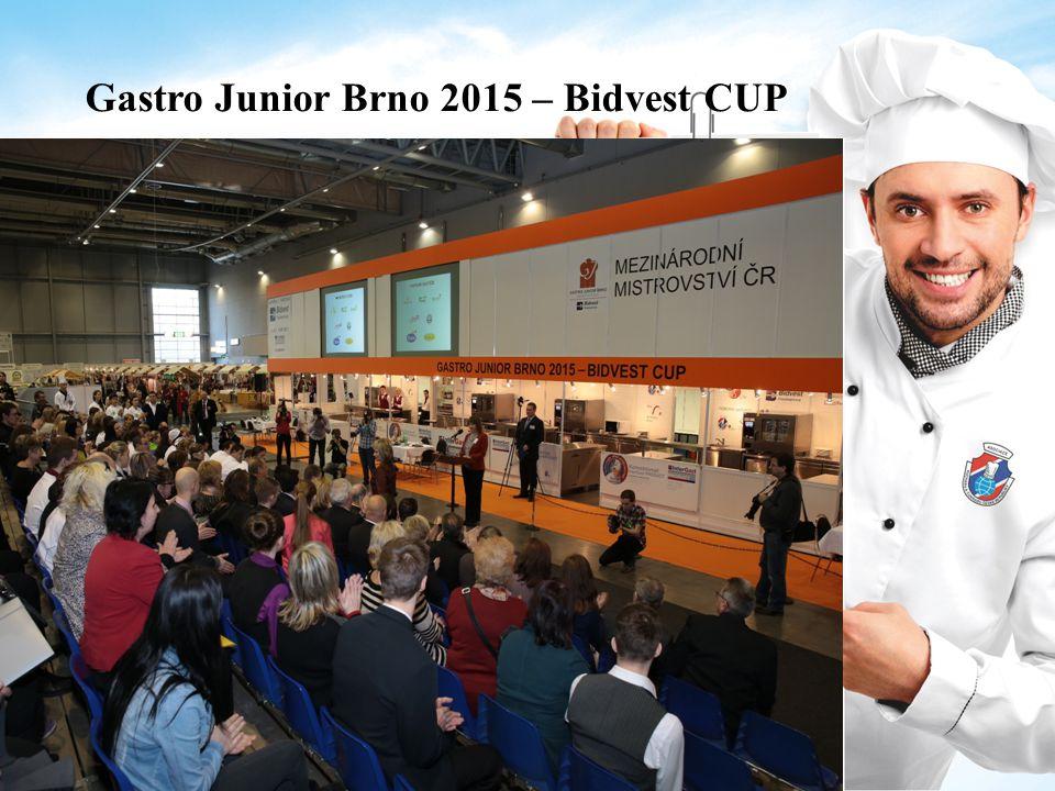 Gastro Junior Brno 2015 – Bidvest CUP