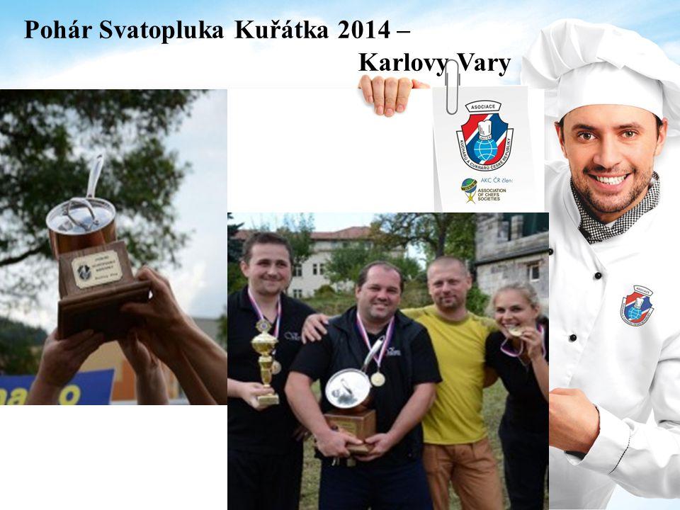 Pohár Svatopluka Kuřátka 2014 – Karlovy Vary