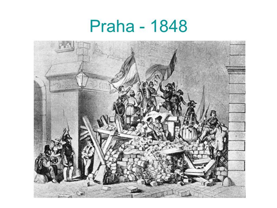 Praha - 1848