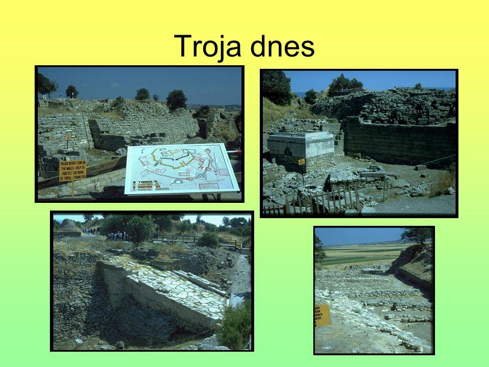Troja dnes