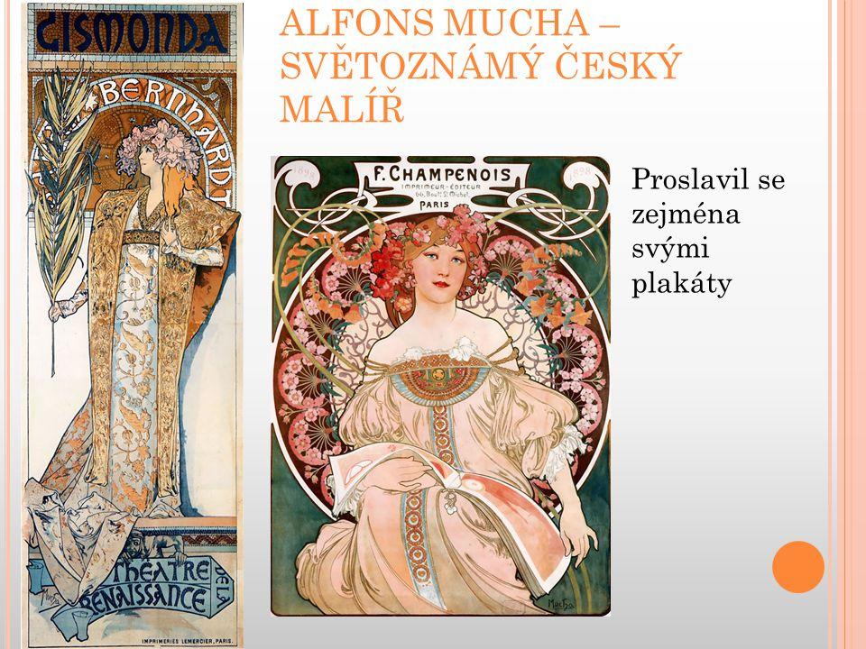 S LOVANSKÁ EPOPEJ – ŽIVOTNÍ DÍLO ALFONSE M UCHY Cyklus dvaceti velkoformátových obrazů na motivy slovanských dějin Slavnost Svanvítova