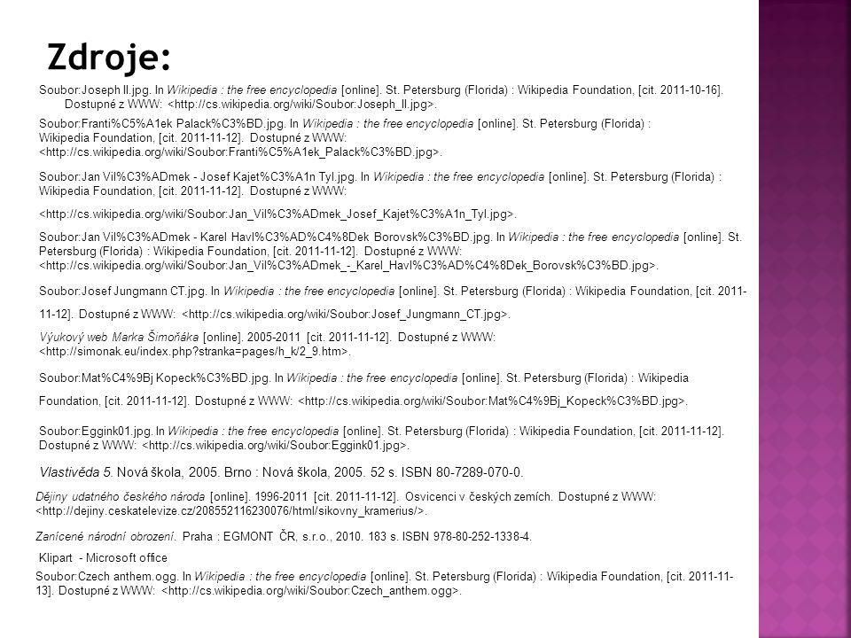 Soubor:Joseph II.jpg. In Wikipedia : the free encyclopedia [online]. St. Petersburg (Florida) : Wikipedia Foundation, [cit. 2011-10-16]. Dostupné z WW