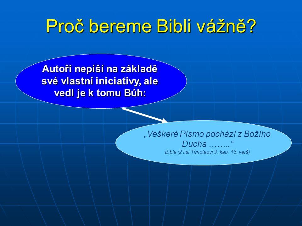 Archeologie potvrdila pravdivost Bible.Naplnila se zapsaná proroctví.