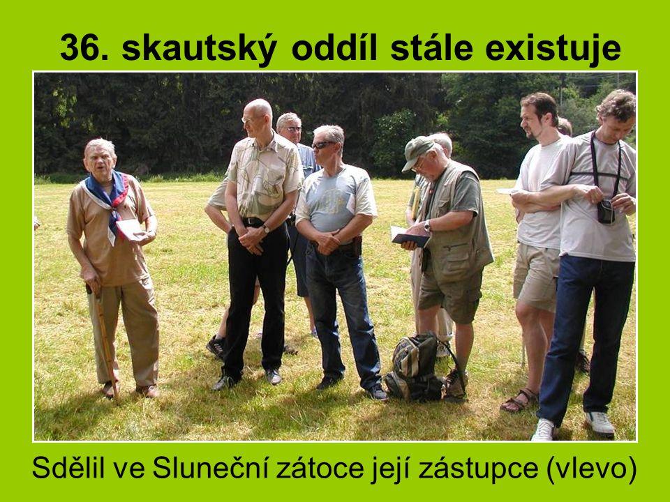 Vzácné osobnosti na setkání SPJF 2006 K 99-tým nedožitým narozeninám Jestřába