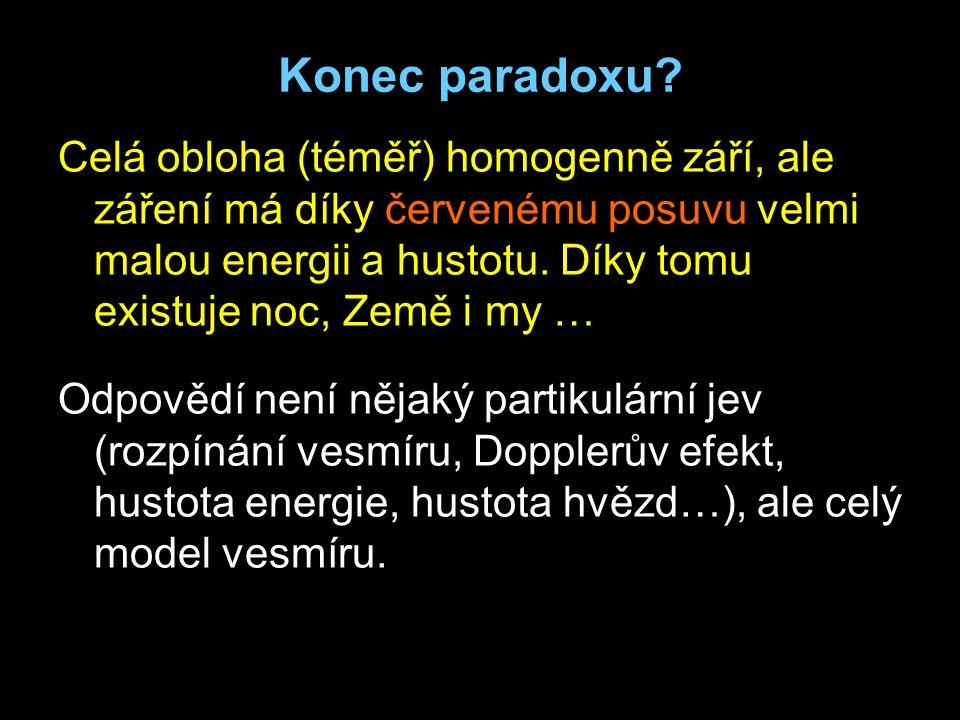 Konec paradoxu.