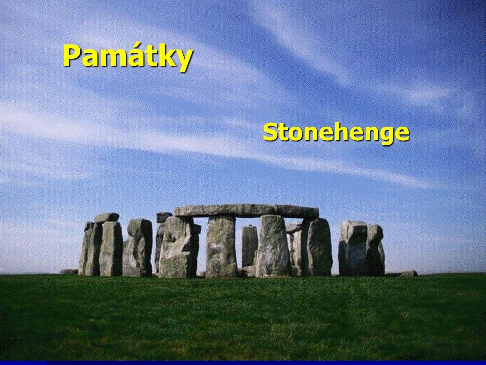 Památky Stonehenge Stonehenge