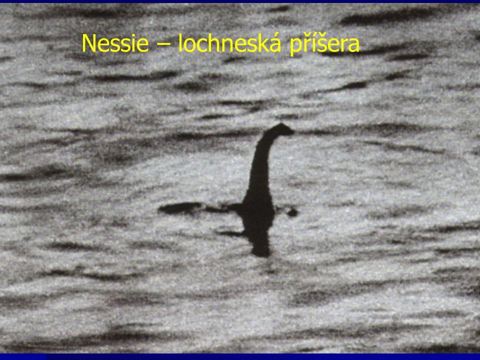 Nessie – lochneská příšera