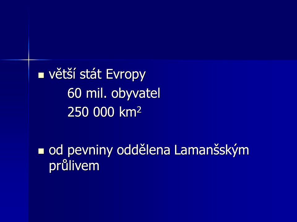 větší stát Evropy větší stát Evropy 60 mil.