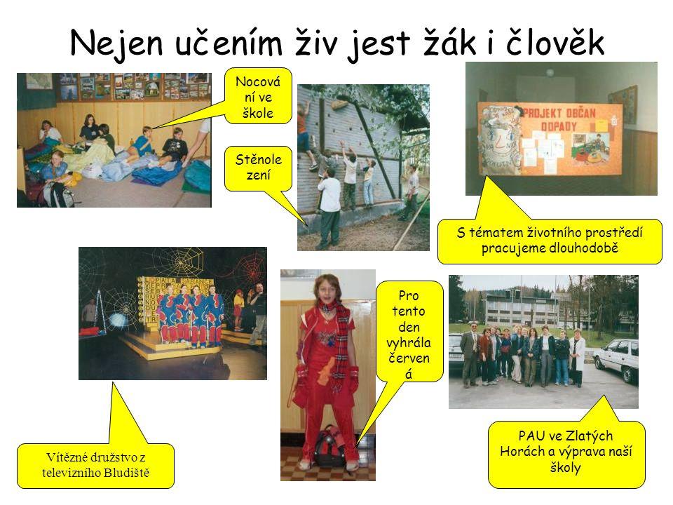 Čištění potoka TOM- Marťánci Mažoretky Smrk 2006 Ondřejník 2007 Klub Janovických turistů Neboli KoJoTi Takoví jsme