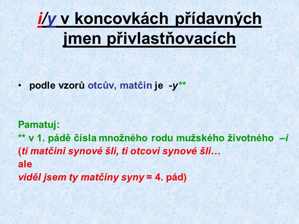 ú/ů vývoj: kóň – kuoň – kůň (o vycestovalo nad u) stalo se to jen uprostřed českých slov Proto: 1.