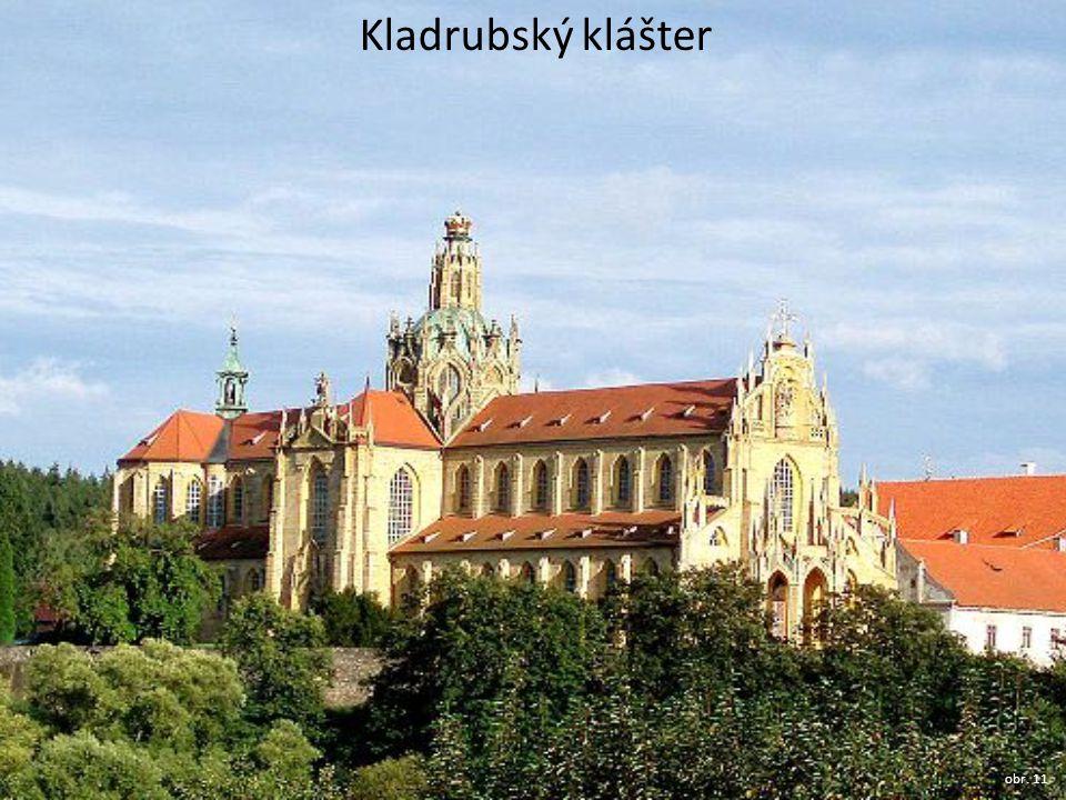 Kladrubský klášter obr. 11