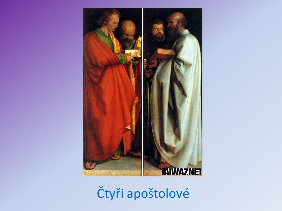 Čtyři apoštolové