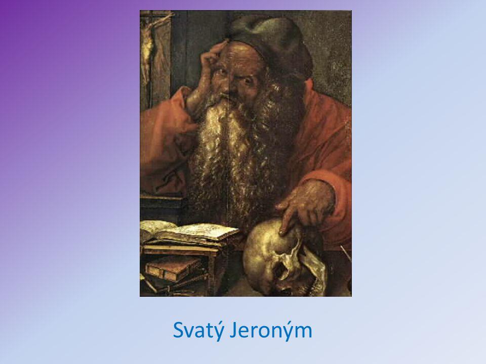 Svatý Jeroným