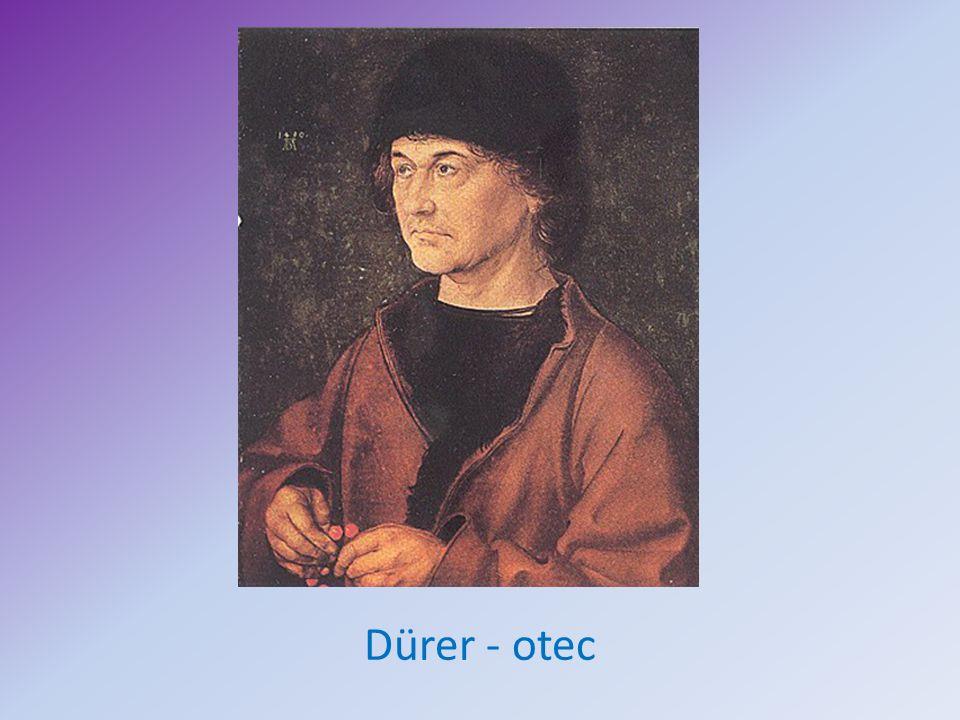 Dürer - otec