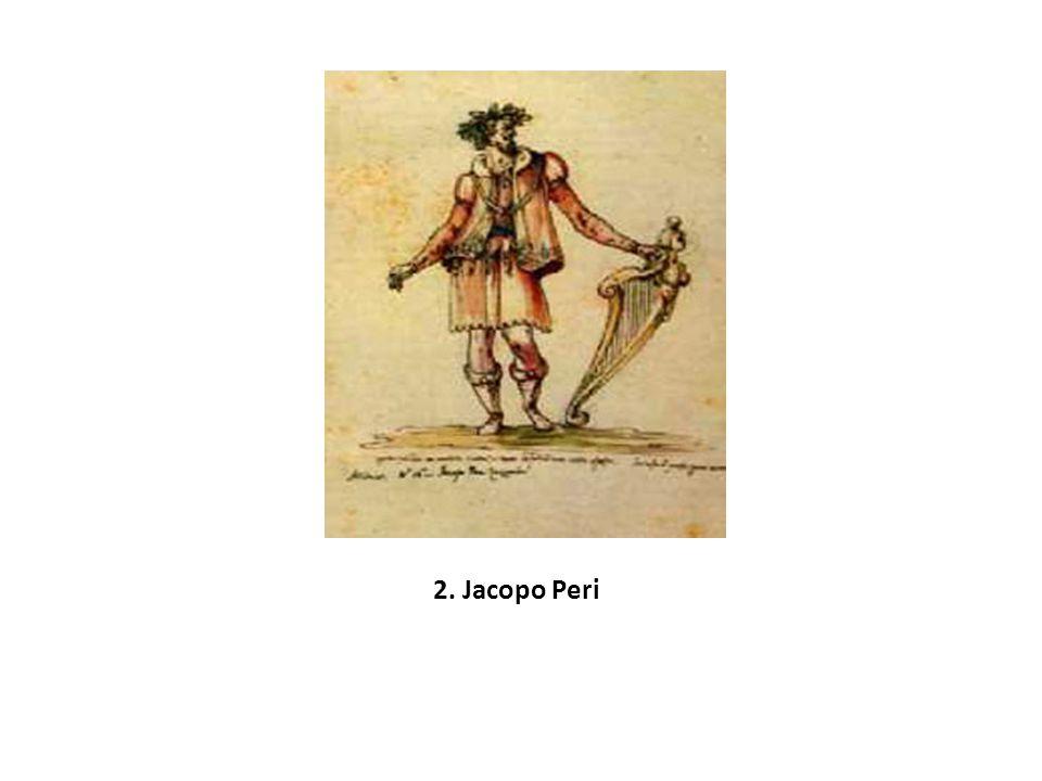 2. Jacopo Peri