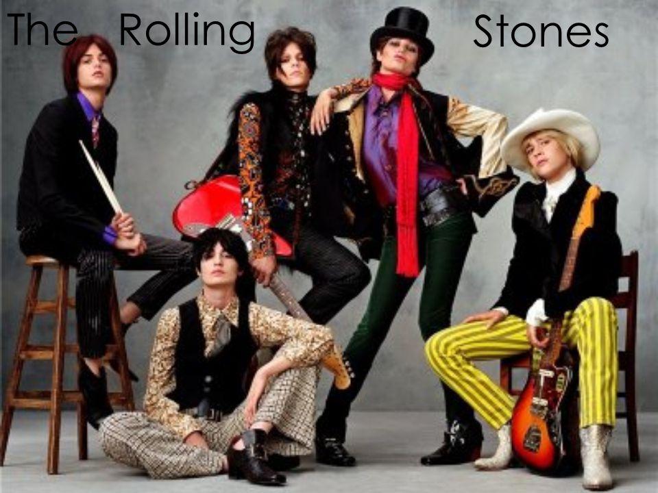 The Rolling Stones je britská rokenrolová skupina v čele se zpěvákem Mickem Jaggerem.britskáMickem Jaggerem Vznikla v Londýně v roce 1962.Londýně1962 Skupina se proslavila počátkem 60.