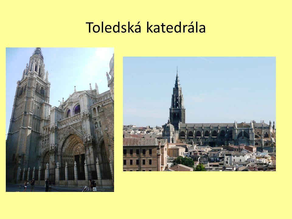 Toledská katedrála