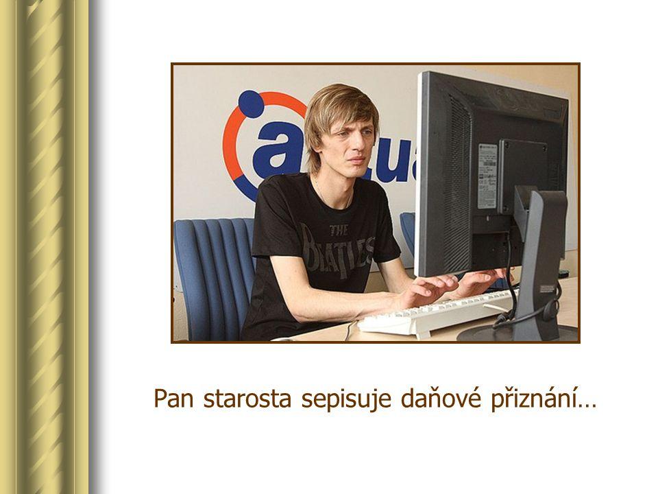 Družba s podnikem České lesy (místní dřevorubec Migas)