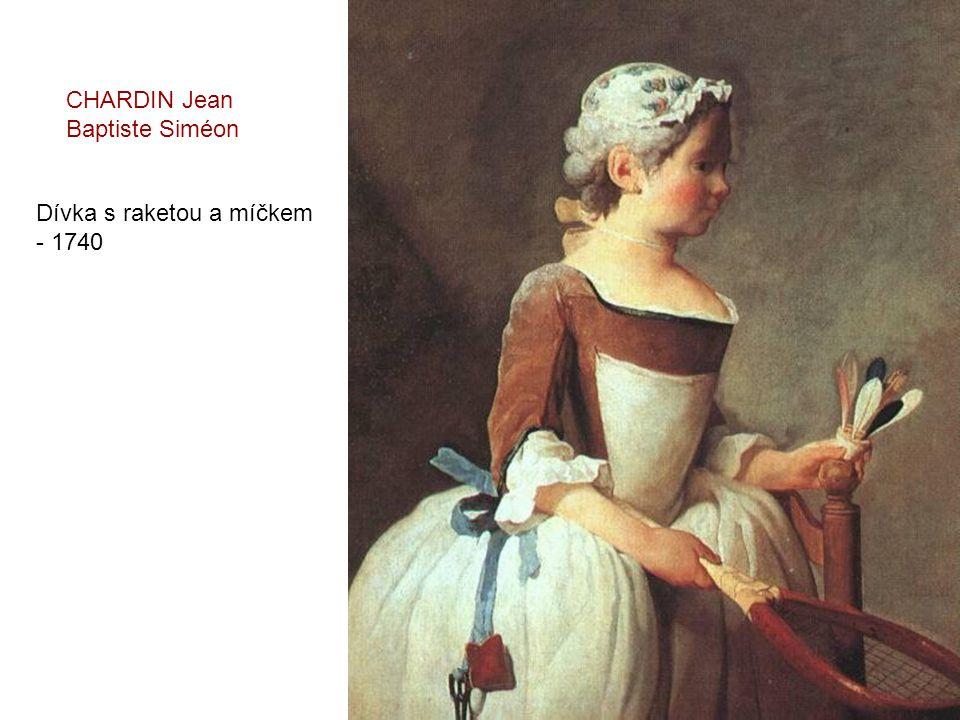 Zátiší CHARDIN Jean Baptiste Siméon