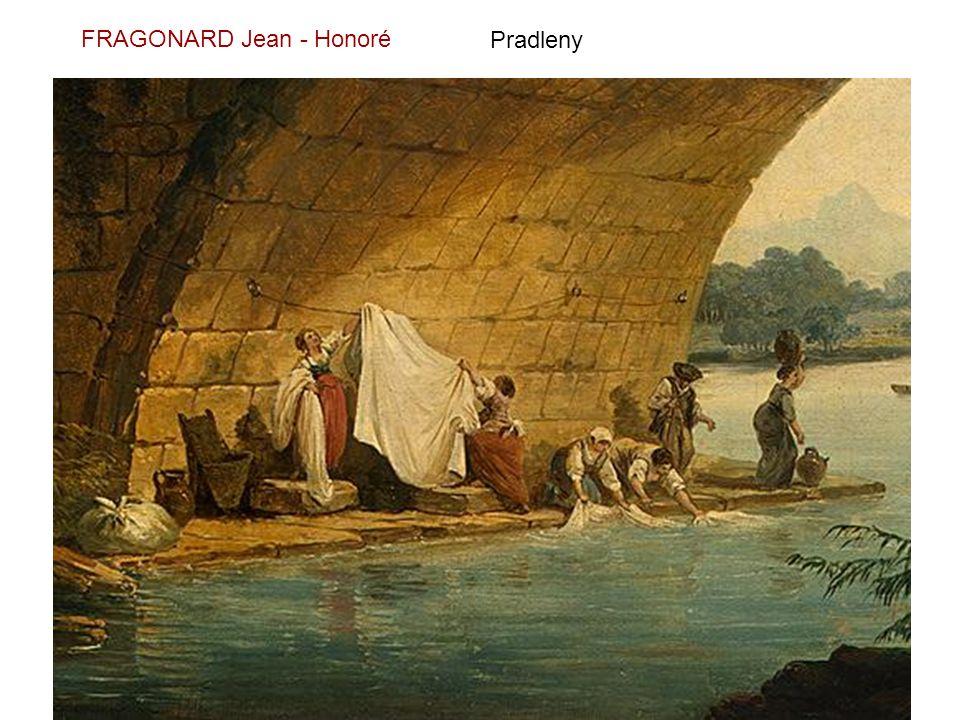 FRAGONARD Jean - Honoré Galantní zábava