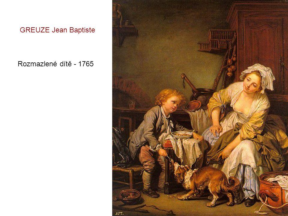 Ukradený polibek - 1780