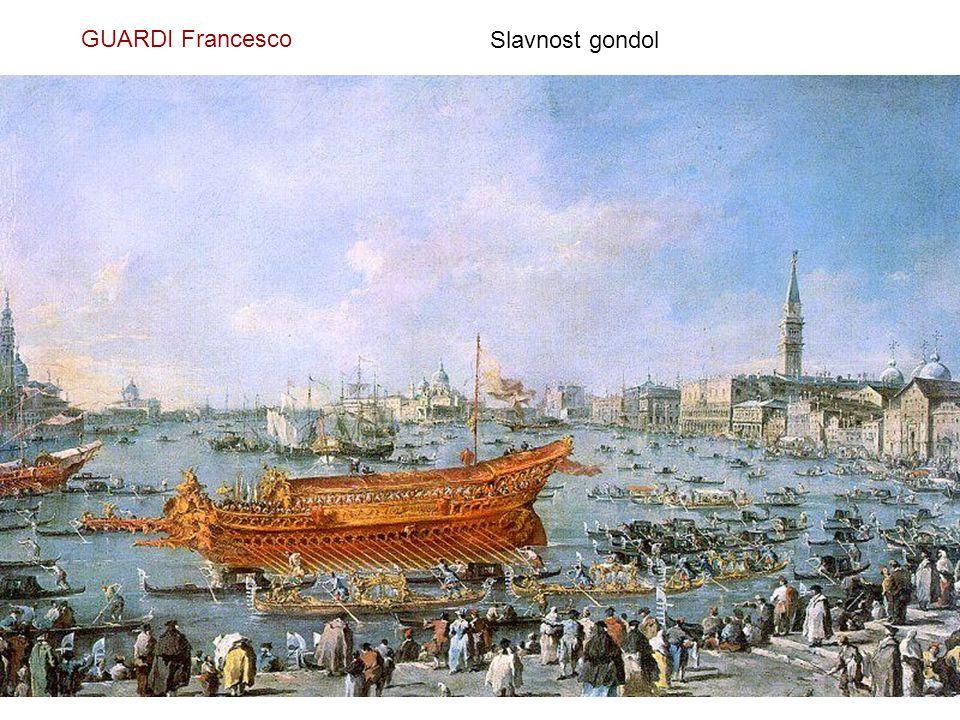 Lido na Den Nanebevzetí Páně GUARDI Francesco