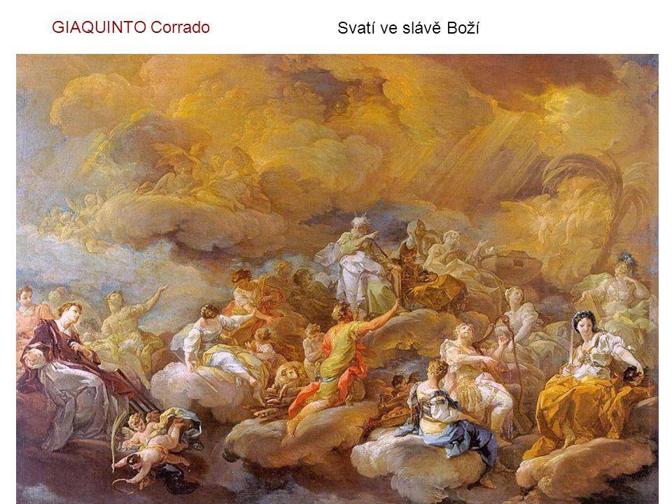 GIAQUINTO Corrado Soud a mír