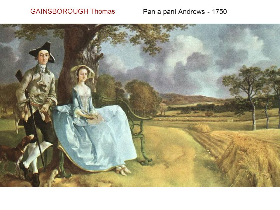 GAINSBOROUGH Thomas Vůz se sklizní - 1767