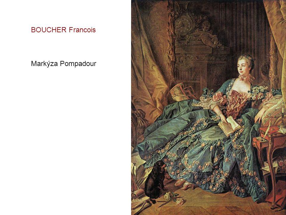 Diana opouští lázeň - 1742 BOUCHER Francois