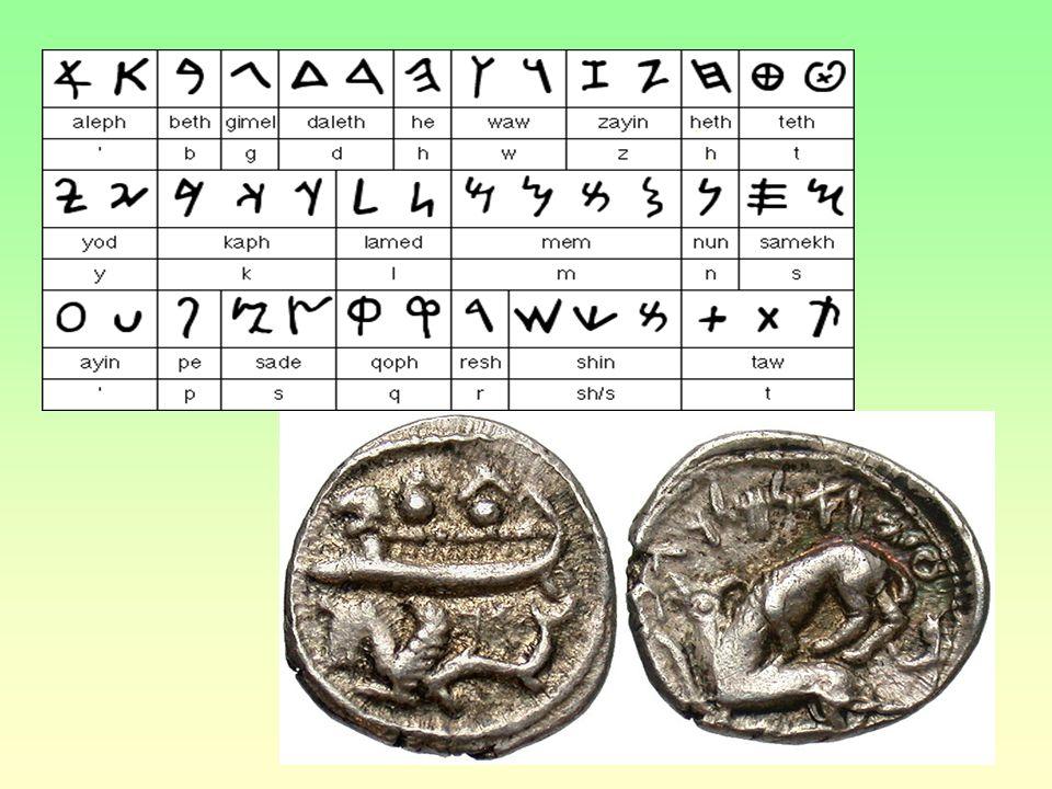 Foinikie Féničané- rozkvět na přelomu 2.a 1.tis.př.n.l. Ne centralizovaný stát, ale jednotlivá města, kolonie v celém Středozemí (např. Kartágo) Mořep