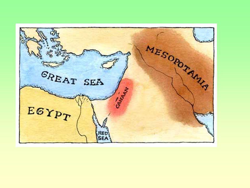 Kannán Historický název části Předního východu- dnes Sýrie, Libanon, Palestina, Izrael Tato oblast střídavě pod nadvládou Egypta a Mezopotámie