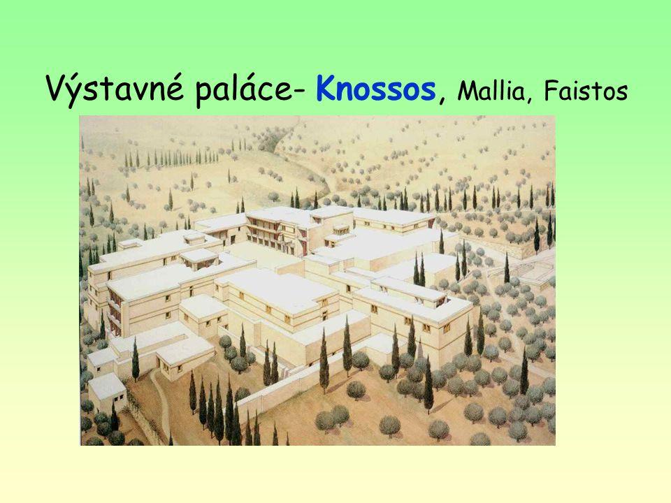 krétská civilizace asi 2 000 př.n.l.- 1 500 (1200?) př.n.l.