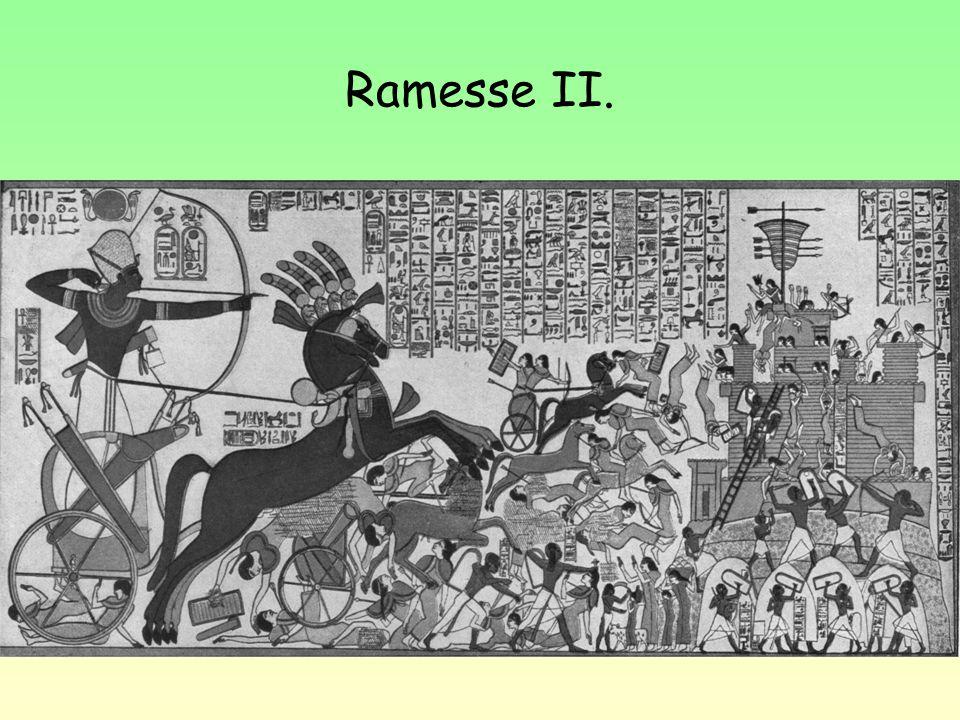 Chetité Malá Asie- dnes Turecko 2.tisíciletí př.n.l.- ovládli Chetité Indoevropský národ Vrchol moci- 14.stol.př.n.l. (král Šuppiluliumaš I.) Ve 13.st