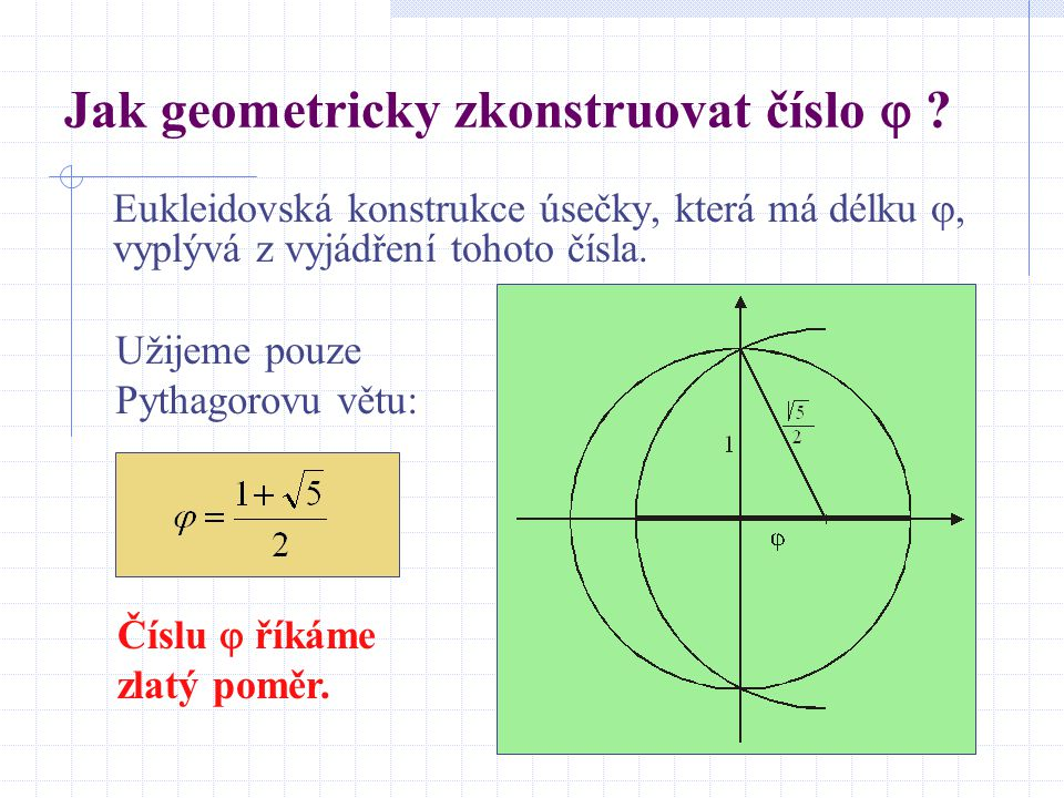 Fibonacciho posloupnost